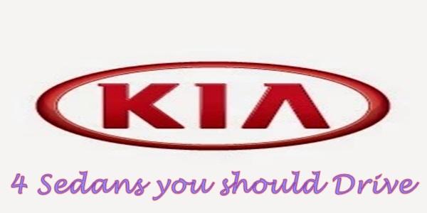 2016 Top 4 Kia Sedans To Drive