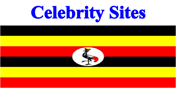 Top Celeb Websites In Uganda 2016