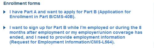 Download Medicare Enrollment Forms