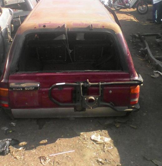Katwe Kampala Junk and Scrap dealers