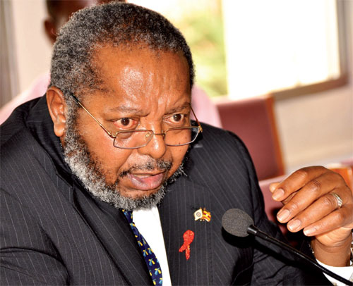Tumusiime Mutebile Governor Bank of Uganda