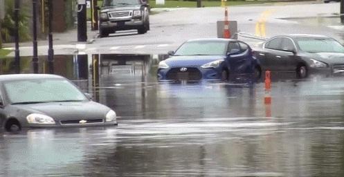 South Carolina Flood Type