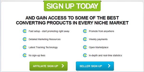 Clickbetter.com signup