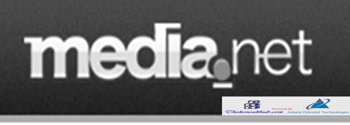 Media.net Publisher Advertsing