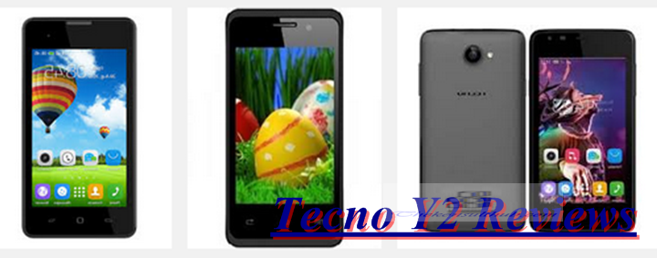 Tecno Y2 Reviews