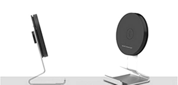 UGpine UG520F QI Fast Wireless Mobile Charger