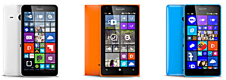 Microsoft Windows Lumia Mobile Phone