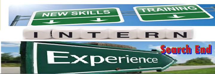 Internship opportunity 2017