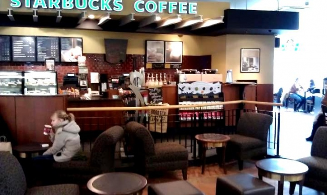 Starbucks конкуренты
