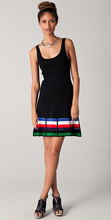Catherine malandrino tank dress