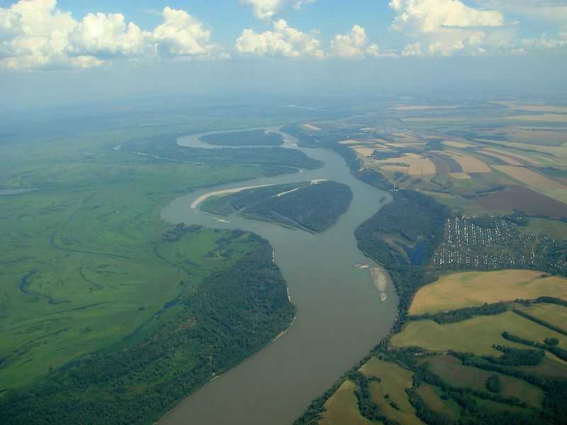 Top Longest Rivers In The World - 5 largest rivers