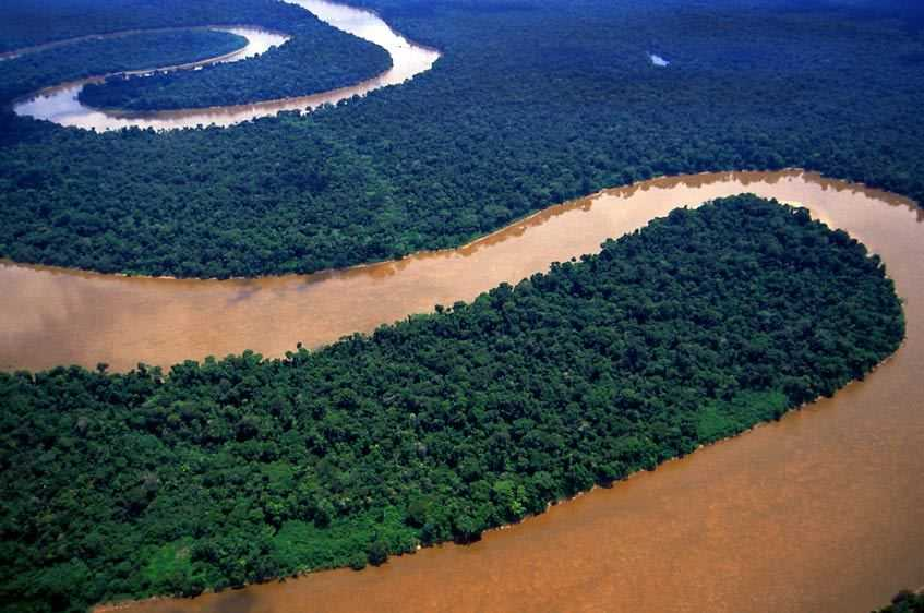 Top Longest Rivers In The World - World's longest rivers top 5