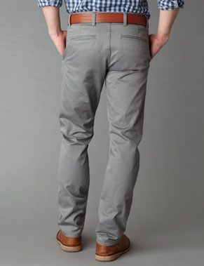 Dockers Alpha Khaki Gravel Back