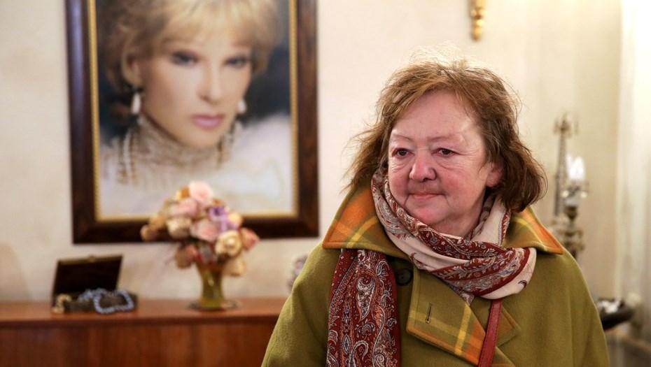 От кого была дочь людмилы гурченко