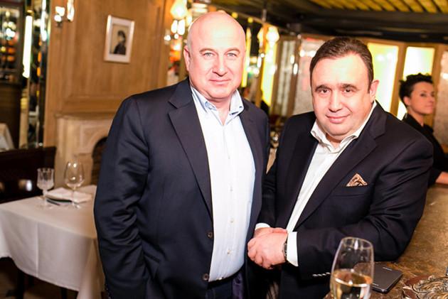 Марк Гарбер и Александр Раппопорт