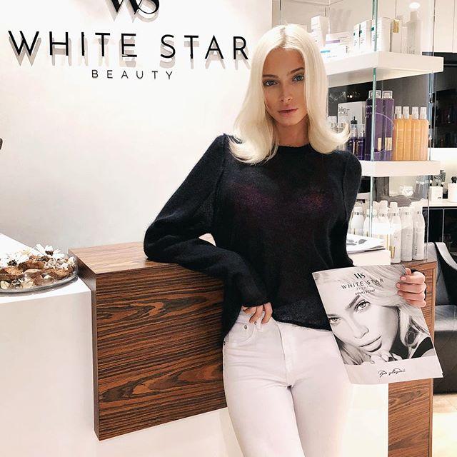 Алена Шишкова салон красоты White Star