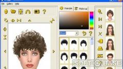 Программа подбора причёсок по фотографии