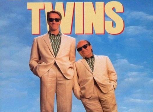 Актеры близнецы американские