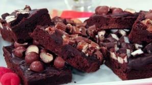 Steven and chris chocolate velvet brownies