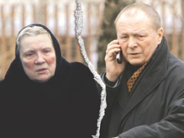 Актер борис галкин и его жена