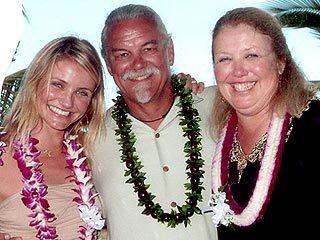 Cameron Diaz's family - parents