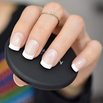 French fake nails