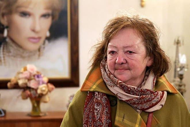 Людмила гурченко дочь кто отец