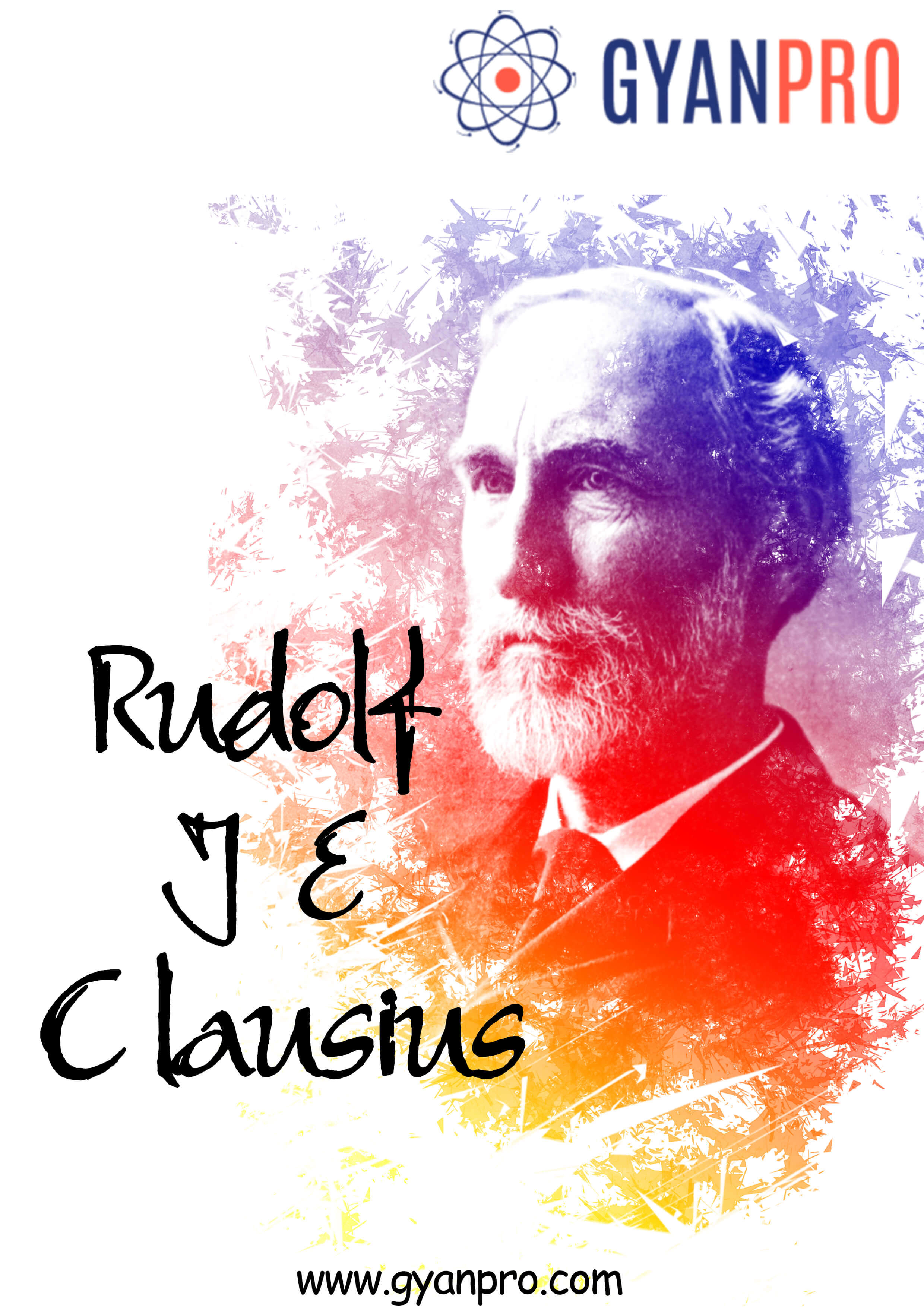 rudolf j e clausius_gyanpro