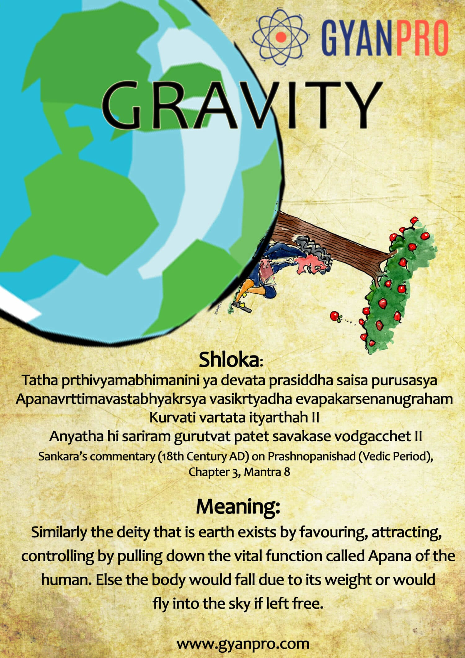 Newton's Rediscovery of Gravity-gyanpro-blog