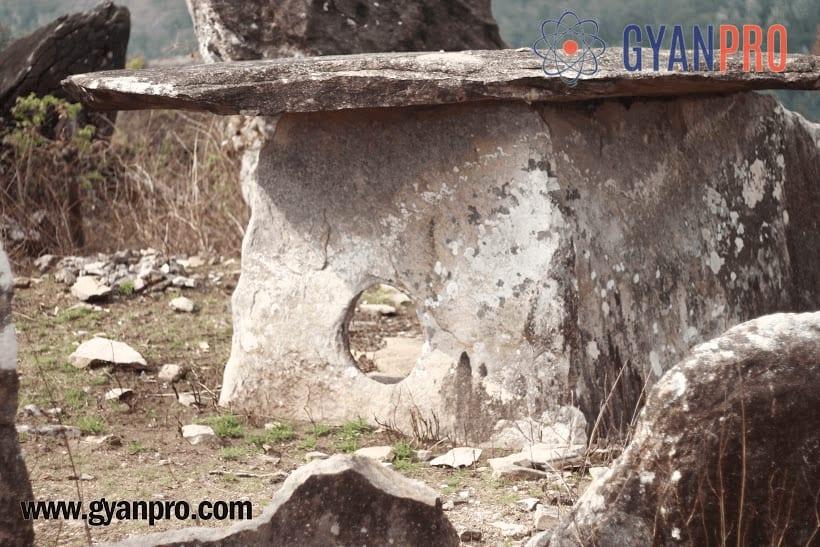 The Ancestor's Tomb Dolmens