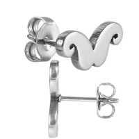 Handlebar Earrings