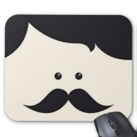 Mr Mo Mousepad