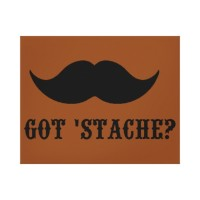 Stache Canvas