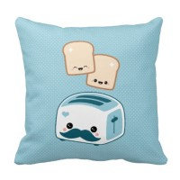 Toaster Pillow