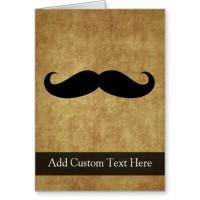 Custom Vintage Card