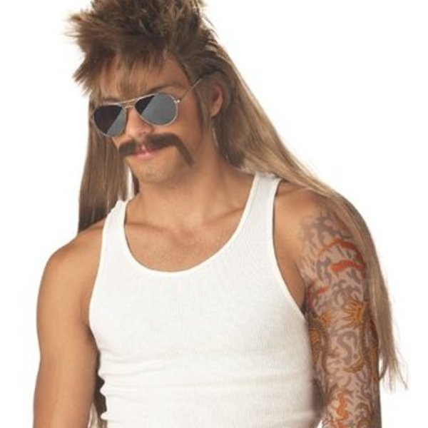 Redneck Fake Moustache