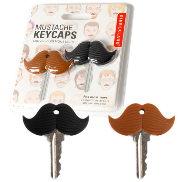 Moustache Keycaps