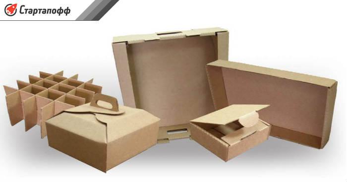 Бизнес по изготовлению упаковки