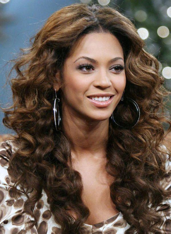 женские стрижки на длинные волнистые густые волосы