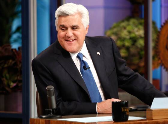 Jay leno tonight show ratings