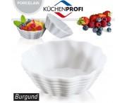 Форма для рамекинов и суфле, D 11 см, H 4 см, жаропрочный фарфор, Kuchenprofi, Германия