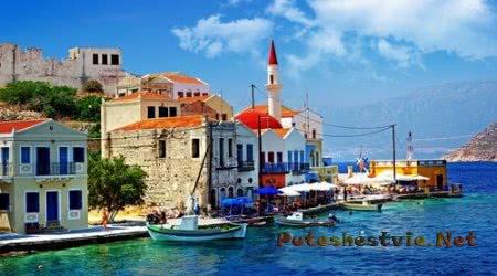 Какой курорт выбрать в греции