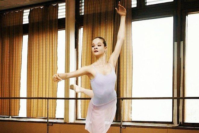 Балет Анна Исаева