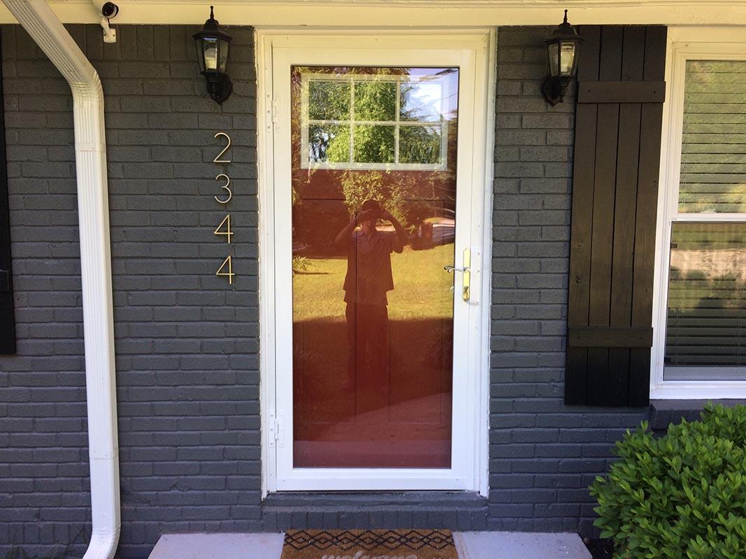 Clearview & Clearview Doors Windows u0026 Guards Atlanta | Ornamental Security