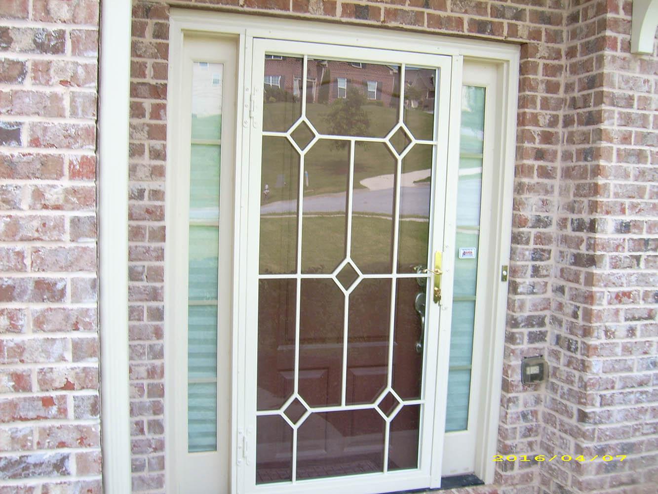 Security doors atlanta patio french doors ornamental security tucson rubansaba