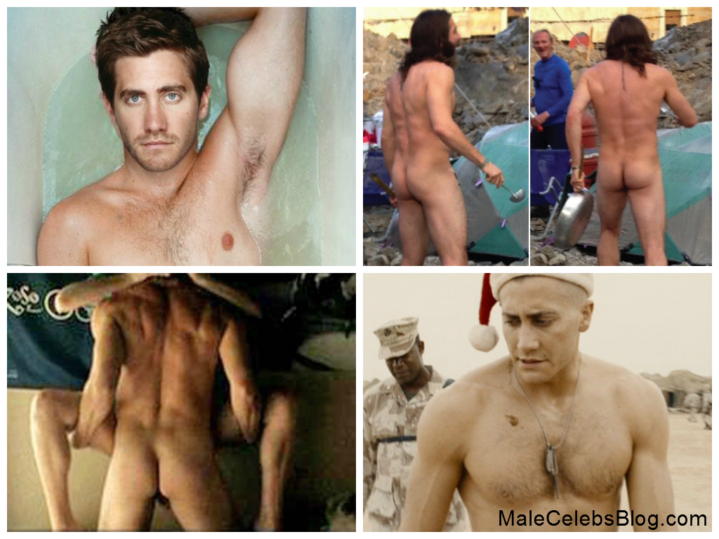 Jake gyllenhaal nude picture