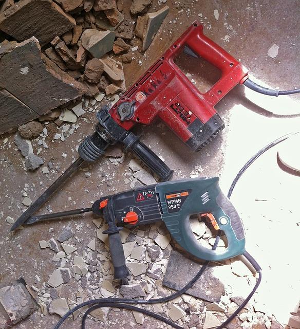 Сдача в аренду строительного инструмента