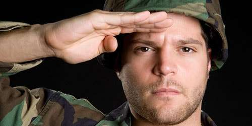 К чему снится военный мужчина женщине