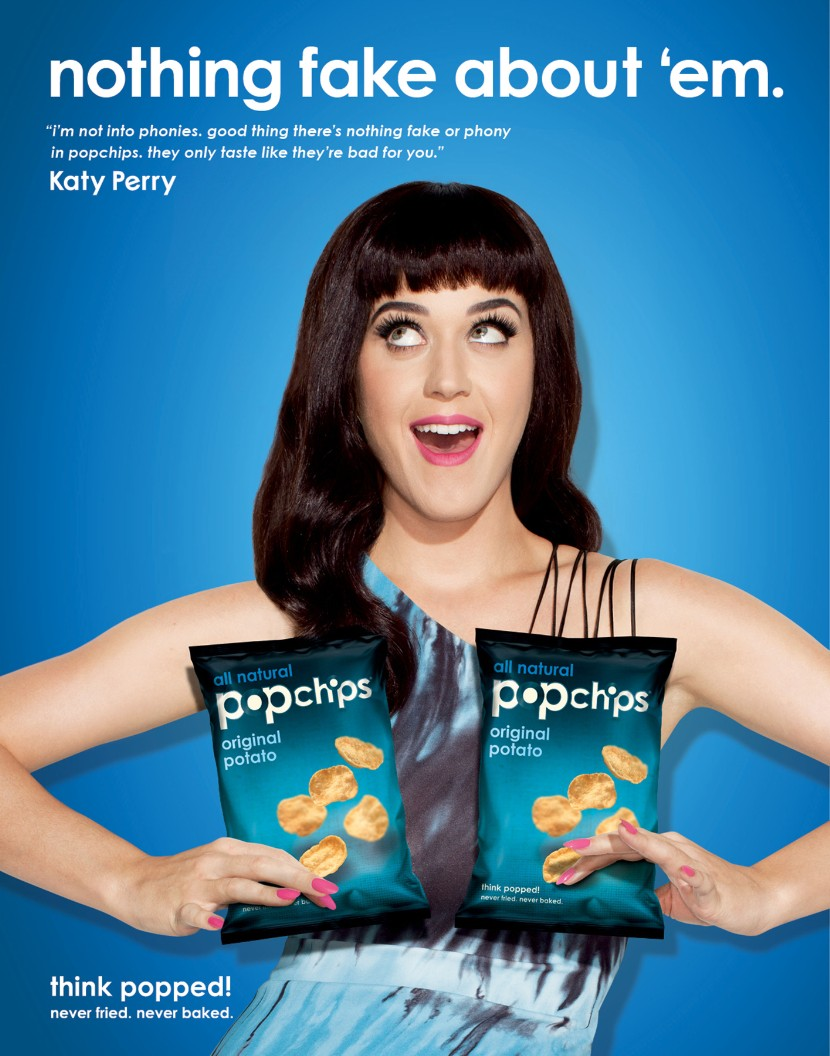 Popchips katy perry contest