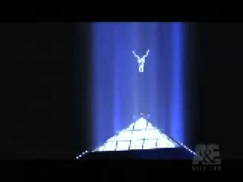 Criss angel pyramid